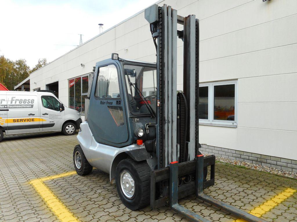 Linde H45D-04-600 Dieselstapler www.maier-freese.de