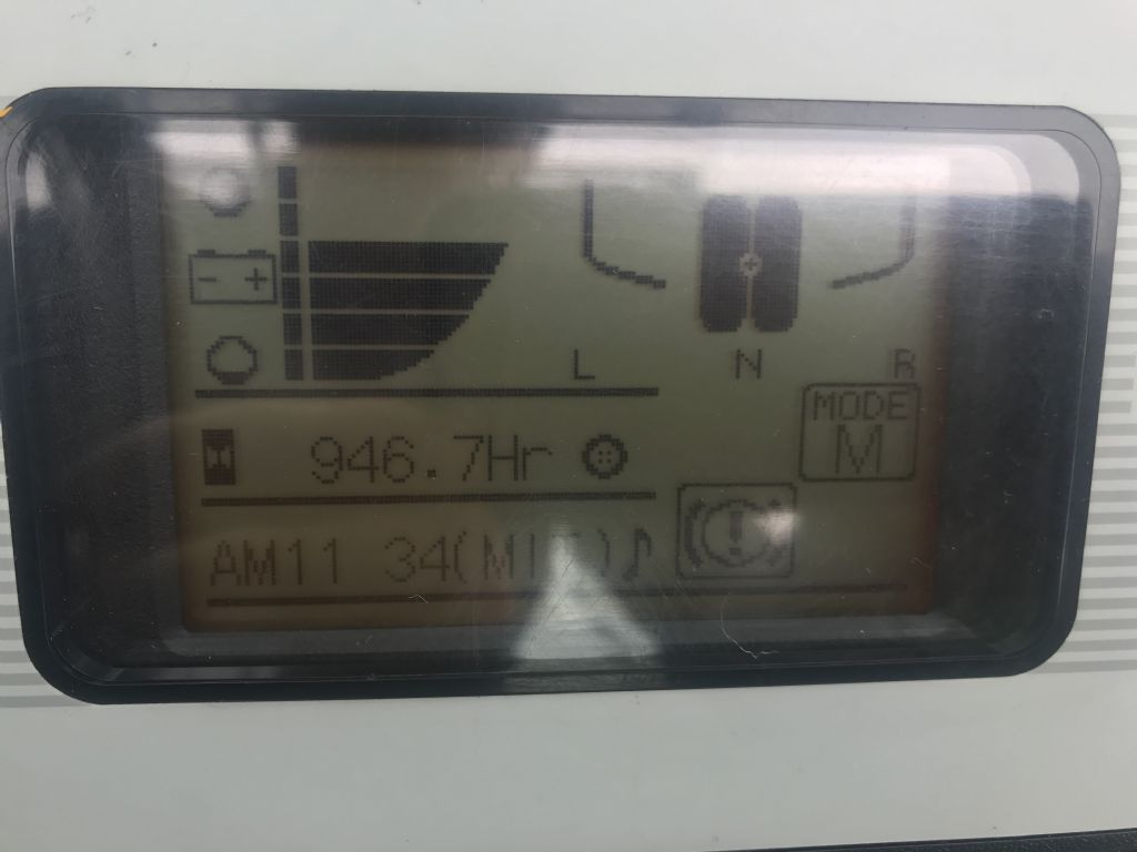 UniCarriers-TX18-Elektro 3 Rad-Stapler-www.frenz-gabelstapler.de