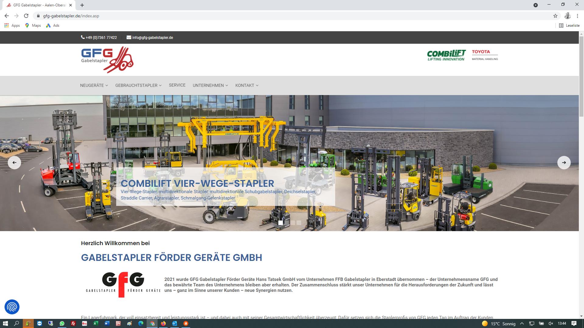 Gabelstapler Förder Geräte GmbH