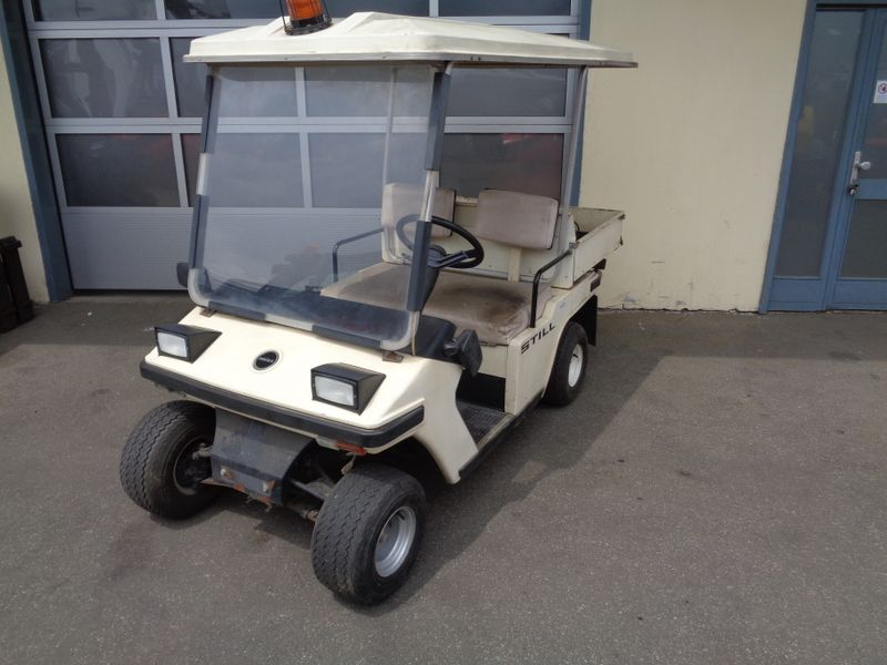 Melex-715 Golf Club Car Stvzo-Golf Cart www.gabelstapler-graf.de