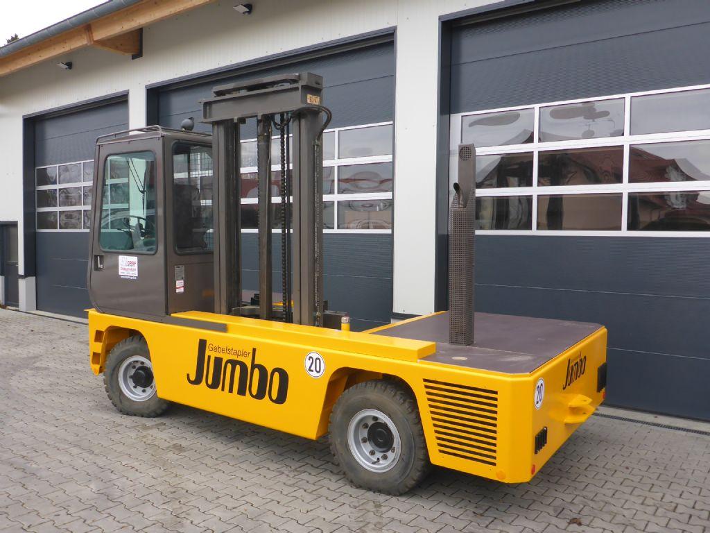 Jumbo J/SH 50/14/45 Seitenstapler www.stapler-graf.de