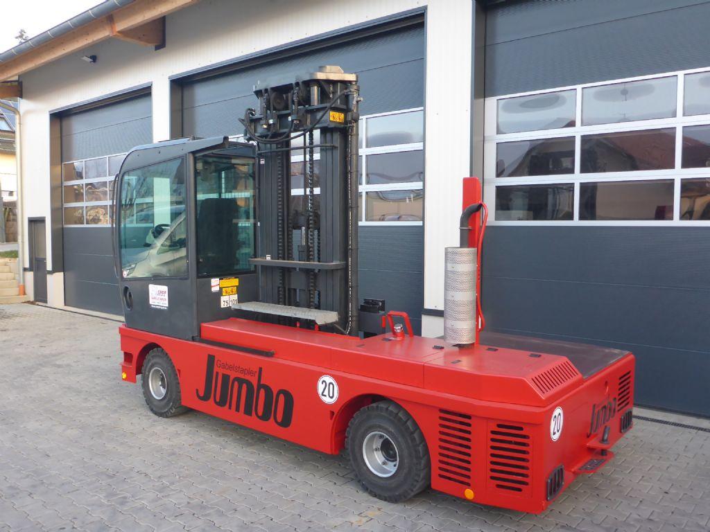 Jumbo LQN 50/12/65 Seitenstapler www.stapler-graf.de