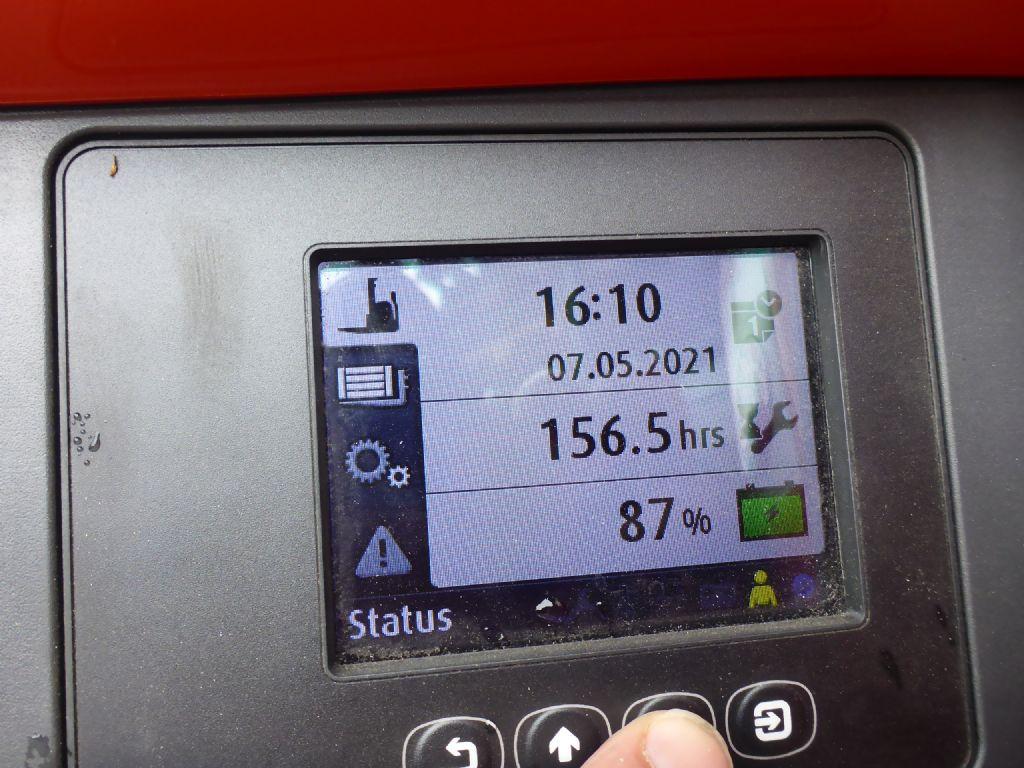Linde L20 Hochhubwagen www.stapler-graf.de