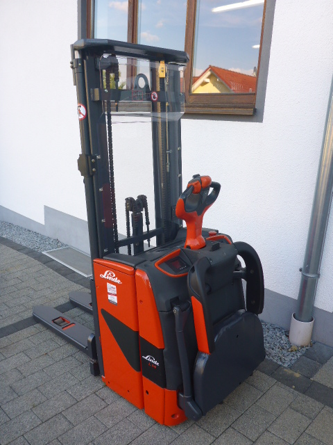 Linde L14 AP Hochhubwagen www.stapler-graf.de