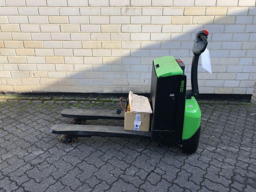 Cesab P216 Niederhubwagen www.graf-gabelstapler.de