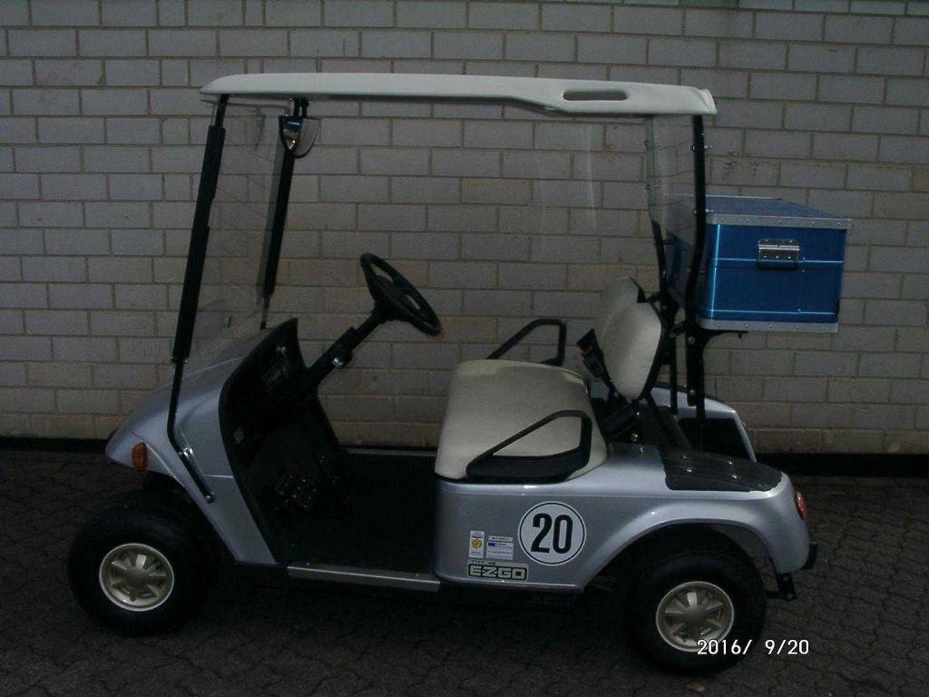 EZGO TZT 48 Golf Cart www.graf-gabelstapler.de