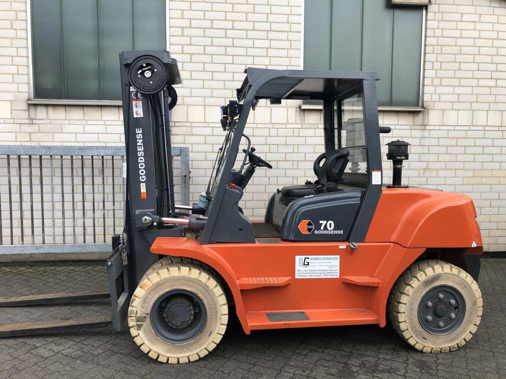 Goodsense FD70 Dieselstapler www.graf-gabelstapler.de