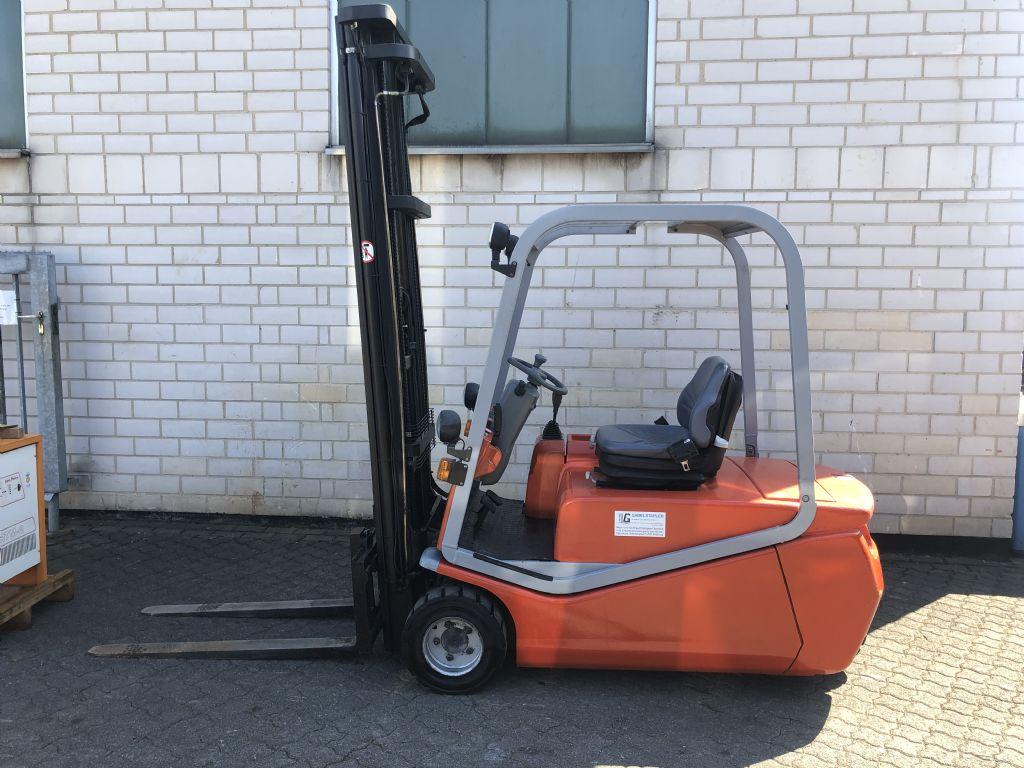 BT C3E200 Elektro 3 Rad-Stapler www.graf-gabelstapler.de