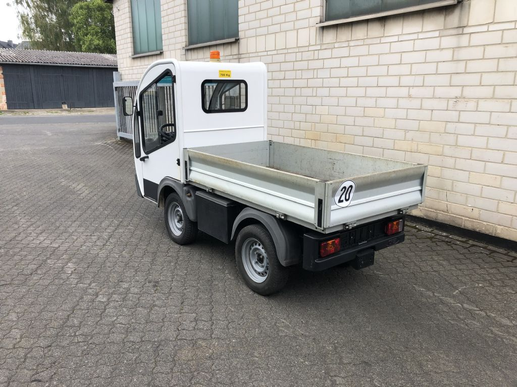 GOUPIL G3 Elektro Plattformwagen www.graf-gabelstapler.de