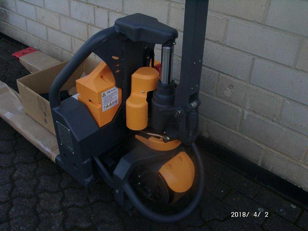 Q-Lift EMP1200Li Niederhubwagen www.graf-gabelstapler.de