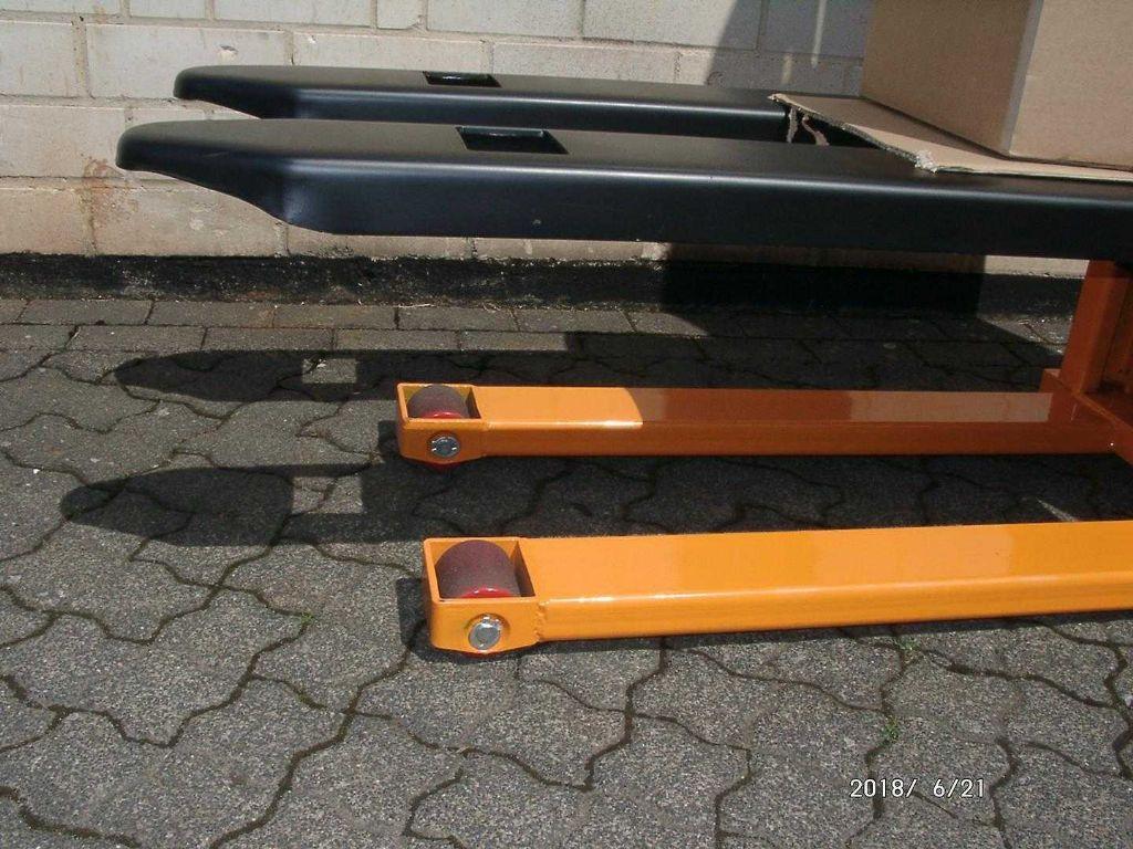 Q-Lift GER 1000/2500 Hochhubwagen www.graf-gabelstapler.de