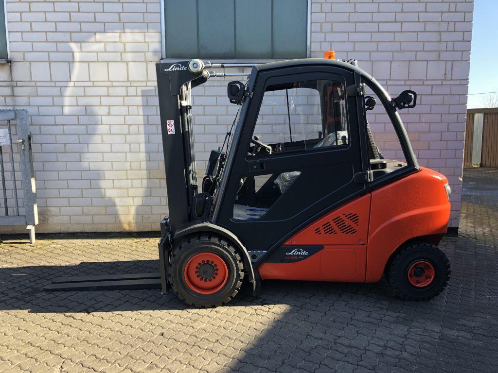 Linde H35D-02 Dieselstapler www.graf-gabelstapler.de