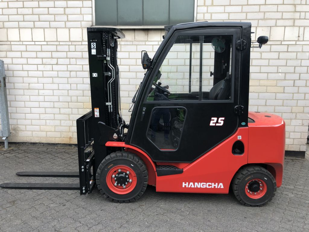 HC Hangcha CPCD25-XW56F Dieselstapler www.graf-gabelstapler.de