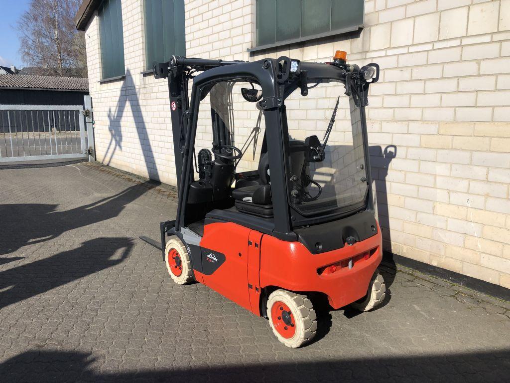 Linde E16P-02 Elektro 4 Rad-Stapler www.graf-gabelstapler.de