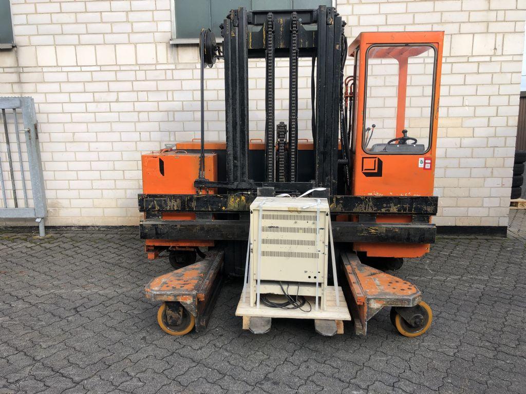 Irion EFY30/080/50MS Elektro Seitenstapler www.graf-gabelstapler.de
