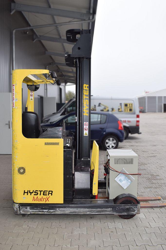 Hyster R 2.0 Elektro-Schubmaststapler www.gs-gabelstapler.de
