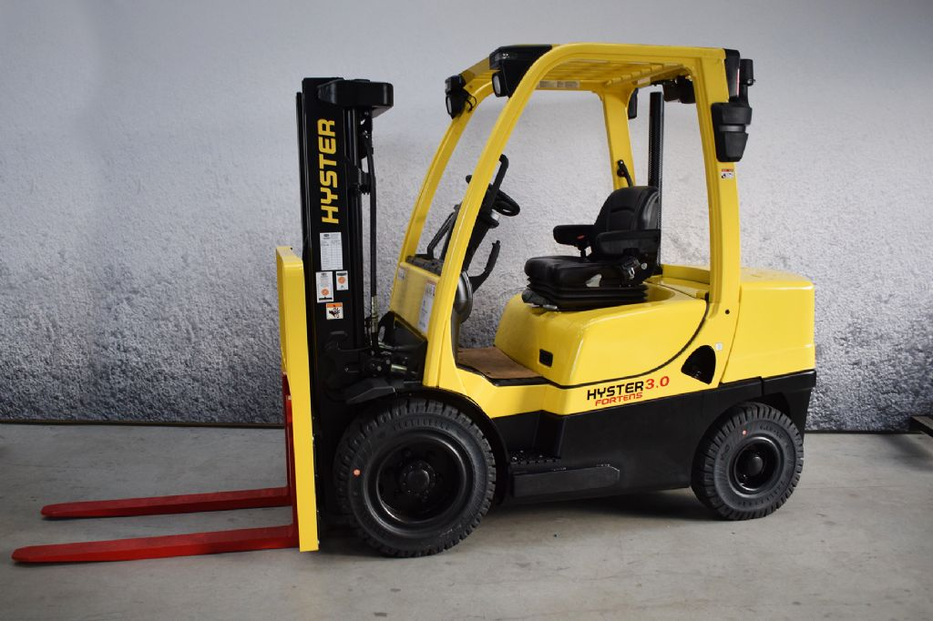 Hyster H 3.00 FT D Dieselstapler www.gs-gabelstapler.de
