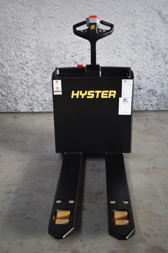 Hyster P 1.6 Niederhubwagen www.gs-gabelstapler.de