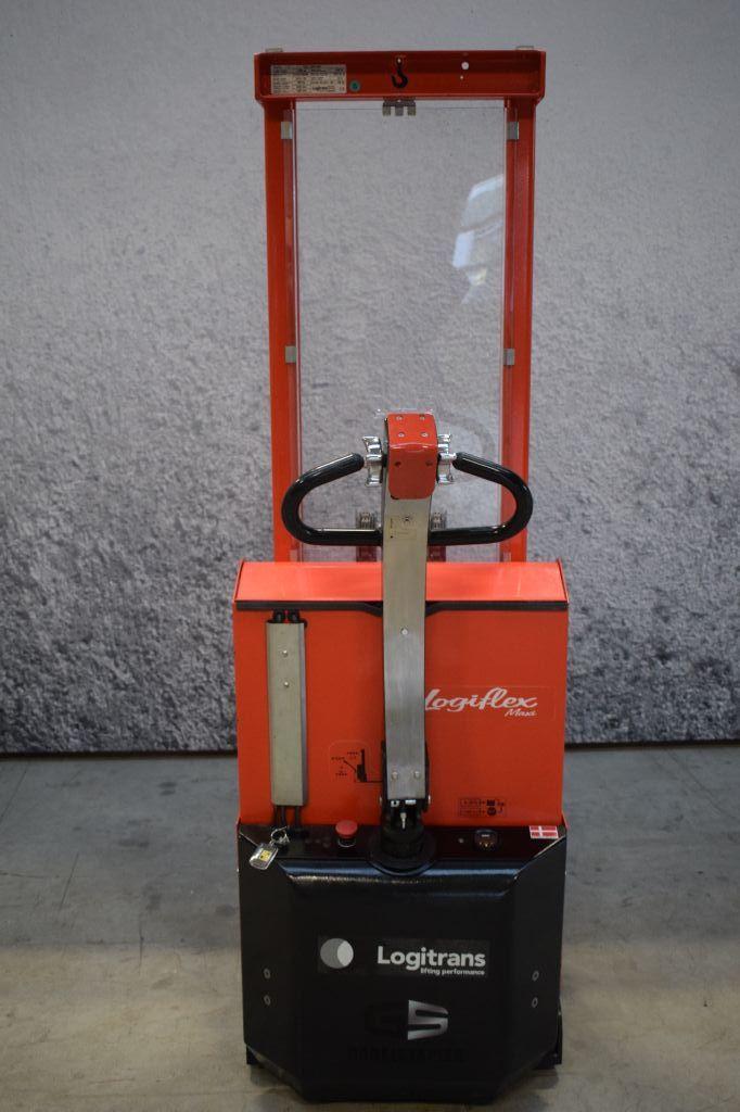 Logitrans Self Maxi Hochhubwagen www.gs-gabelstapler.de