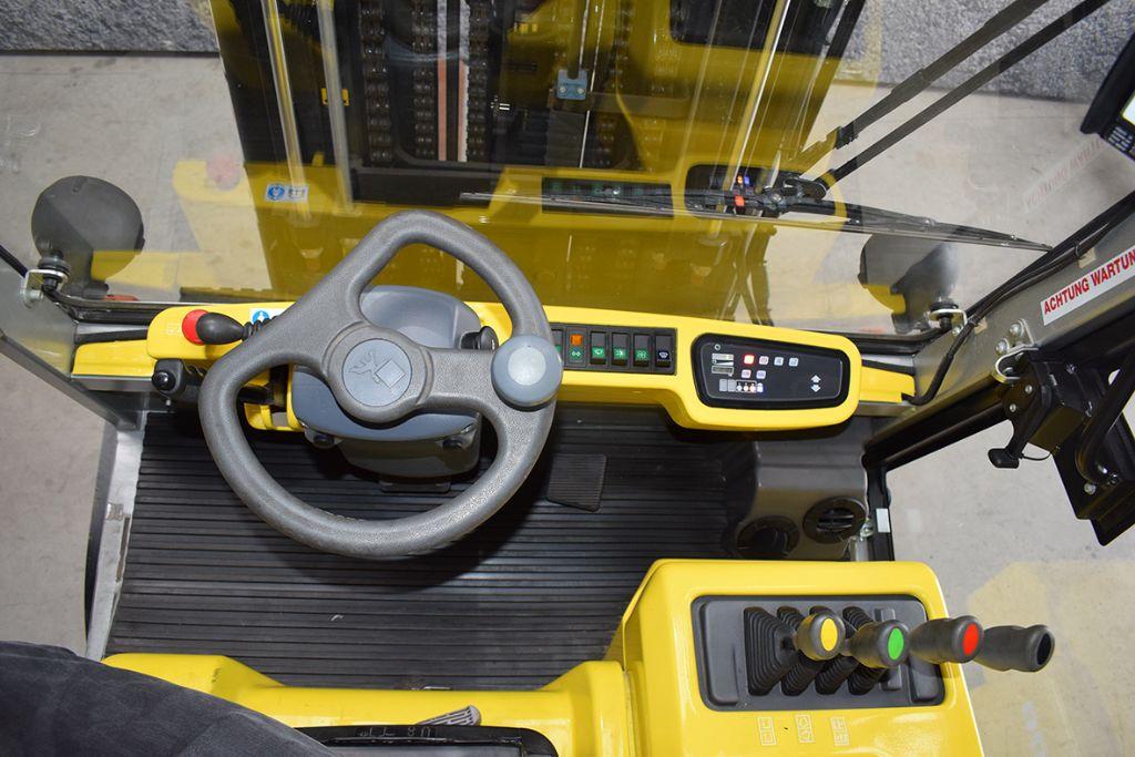 Cesab MAK500 Elektro 4 Rad-Stapler www.gs-gabelstapler.de