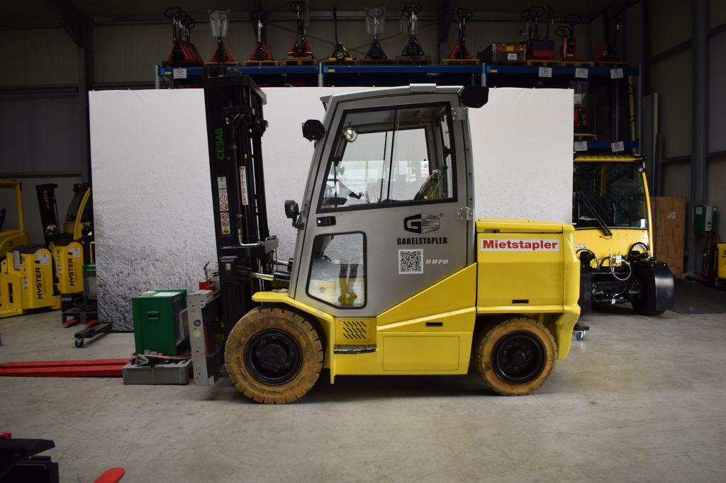 Cesab-B870-Elektro 4 Rad-Stapler-www.gs-gabelstapler.de