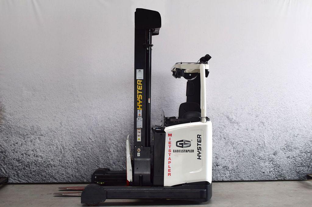 Hyster R 2.5 Schubmaststapler www.gs-gabelstapler.de