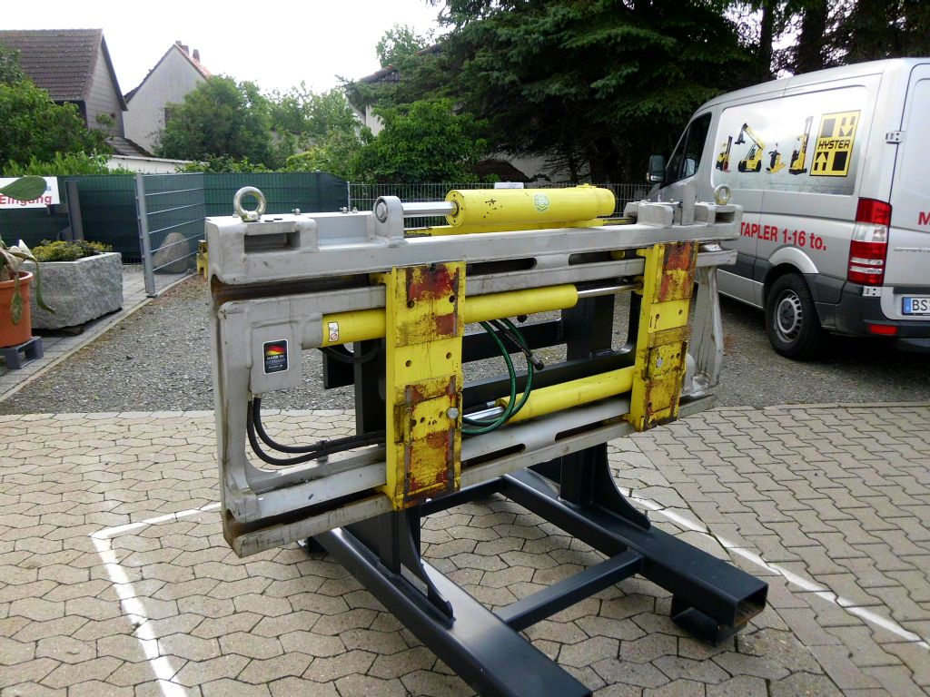 Durwen RZV 80S Zinkenverstellgerät www.gs-gabelstapler.de