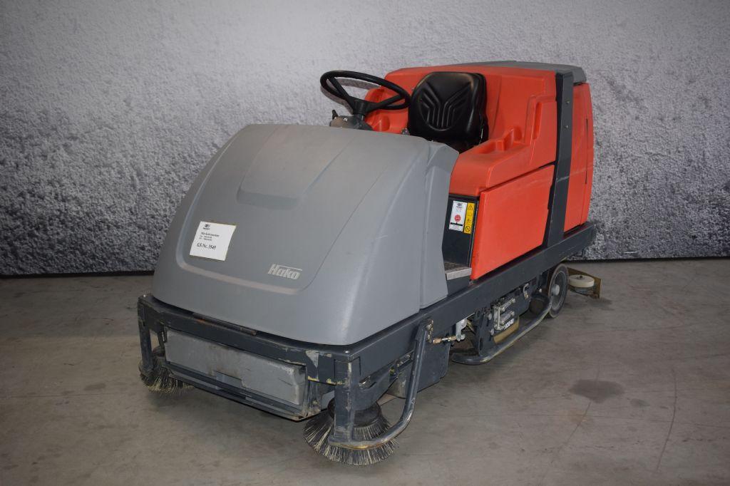 Hako-B310 R-Kehrmaschinen-www.gs-gabelstapler.de