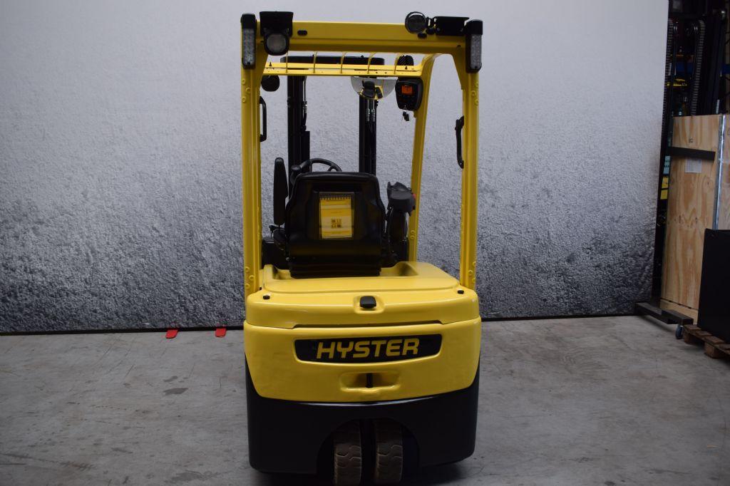 Hyster J 1.60 XNT/MWB Elektro 3 Rad-Stapler www.gs-gabelstapler.de