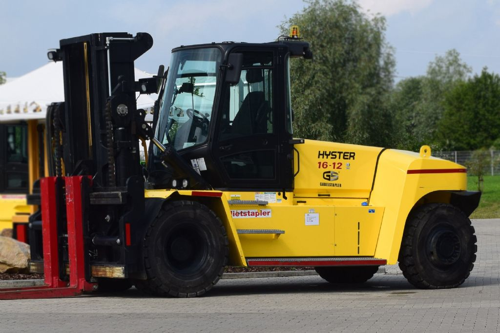 Hyster H 16.00 XM12 Dieselstapler www.gs-gabelstapler.de