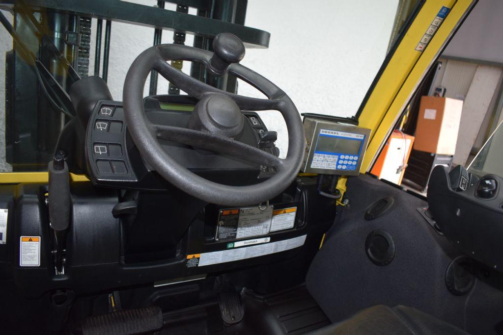 Hyster H 5.0 FT Dieselstapler www.gs-gabelstapler.de