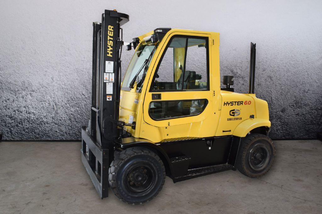 Hyster-H 6.00 FT D-Dieselstapler-www.gs-gabelstapler.de