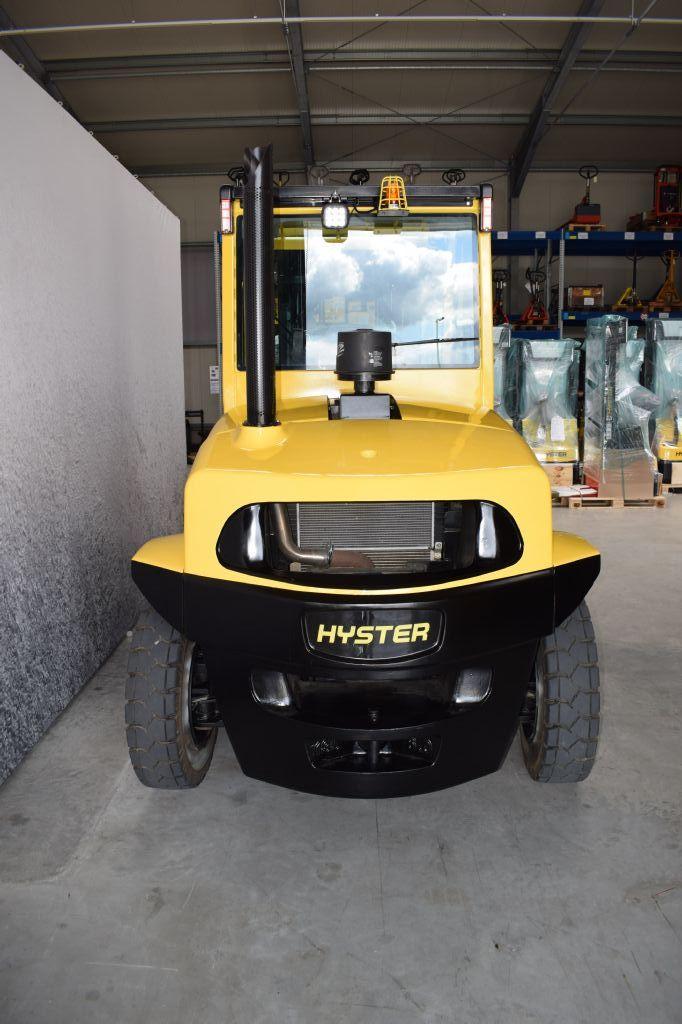 Hyster H 6.00 FT D Dieselstapler www.gs-gabelstapler.de