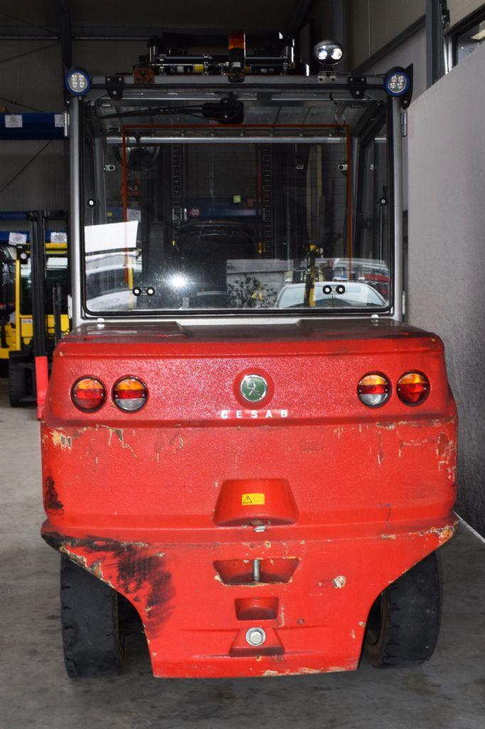 Cesab B885 Elektro 4 Rad-Stapler www.gs-gabelstapler.de