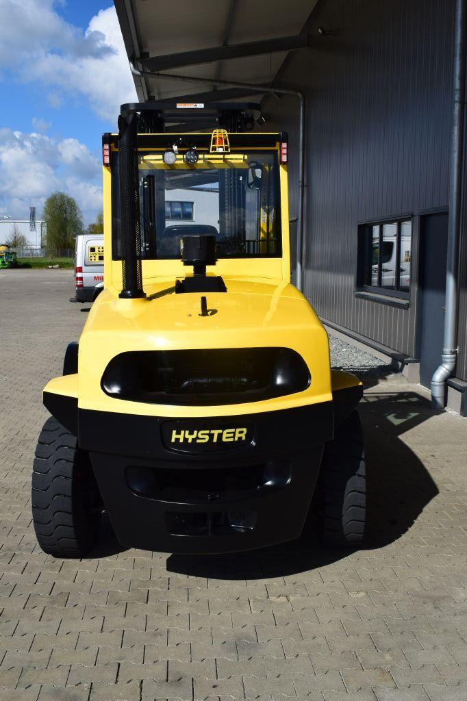 Hyster H 9.00 FT D Schwerlaststapler www.gs-gabelstapler.de