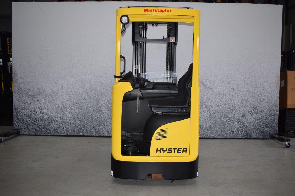 Hyster R 1.2 E Schubmaststapler www.gs-gabelstapler.de