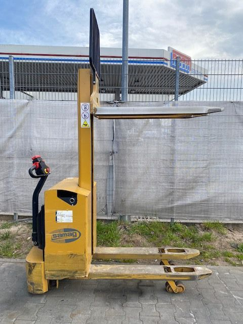 Samag Logis Pick Baujahr 2011 Tragkraft 2000 Kg Hochhubwagen www.gst-logistic.com