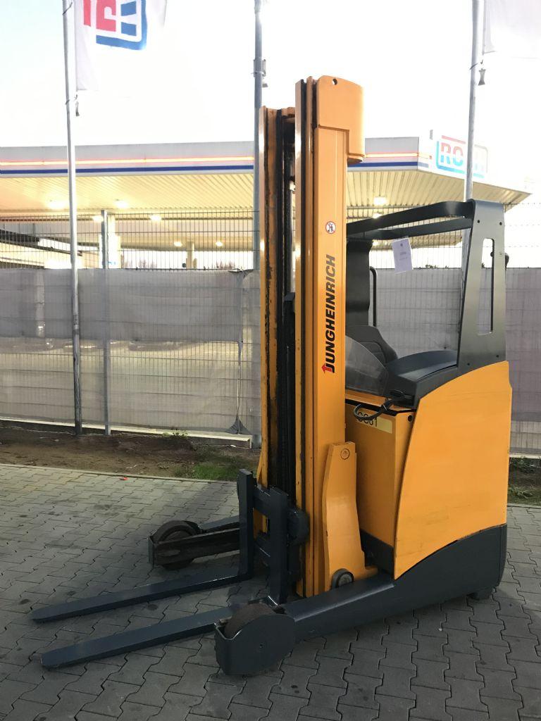 Jungheinrich ETV 214 Baujahr/ Stunden 11429 / HH 6500 Schubmaststapler www.gst-logistic.com