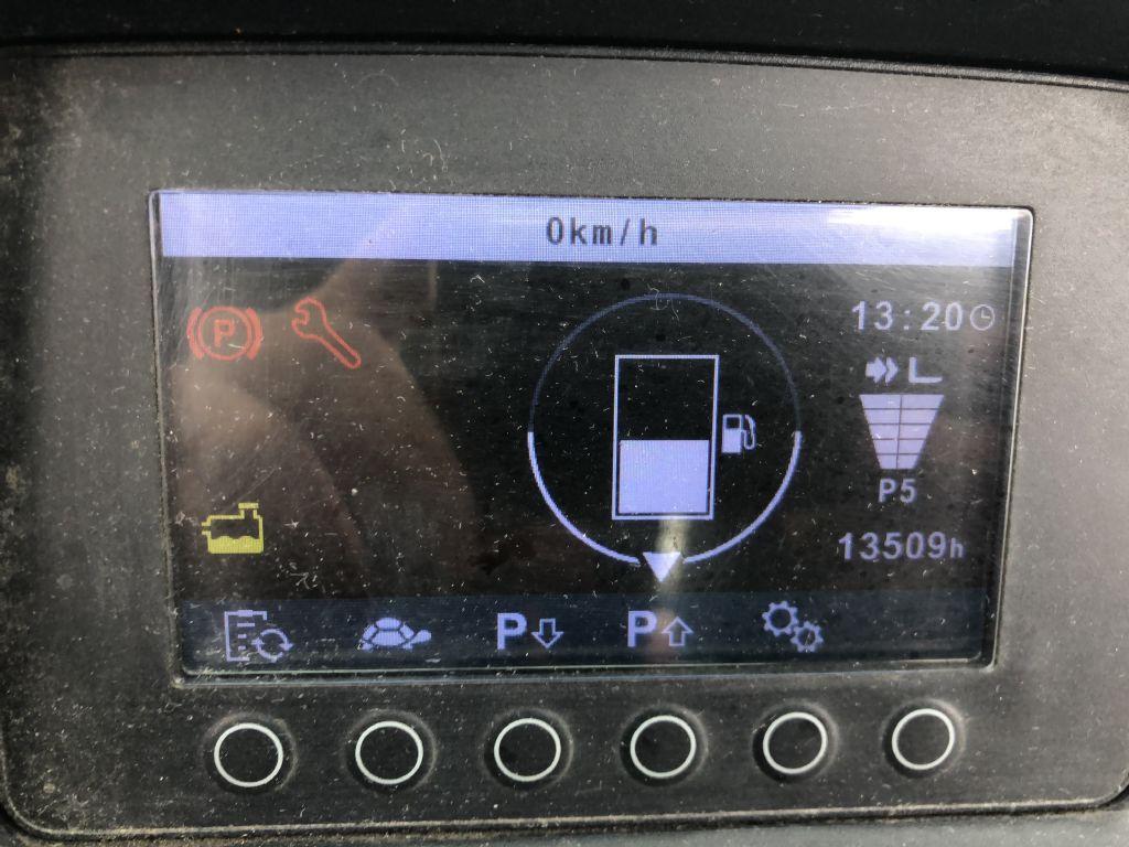 Jungheinrich TFG 435s Baujahr 2015 /  Stunden 13509 / HH 3700  Treibgasstapler www.gst-logistic.com