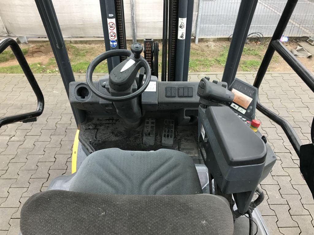 Jungheinrich TFG 316s Baujahr 2014/ Stunden 12366/ HH4500  Treibgasstapler www.gst-logistic.com