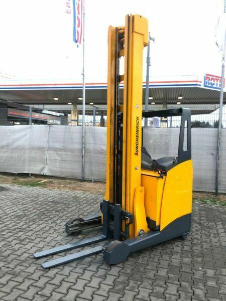 Jungheinrich ETV 214 Baujahr 2008 / Stunden 6375 / HH 9020 Schubmaststapler www.gst-logistic.com