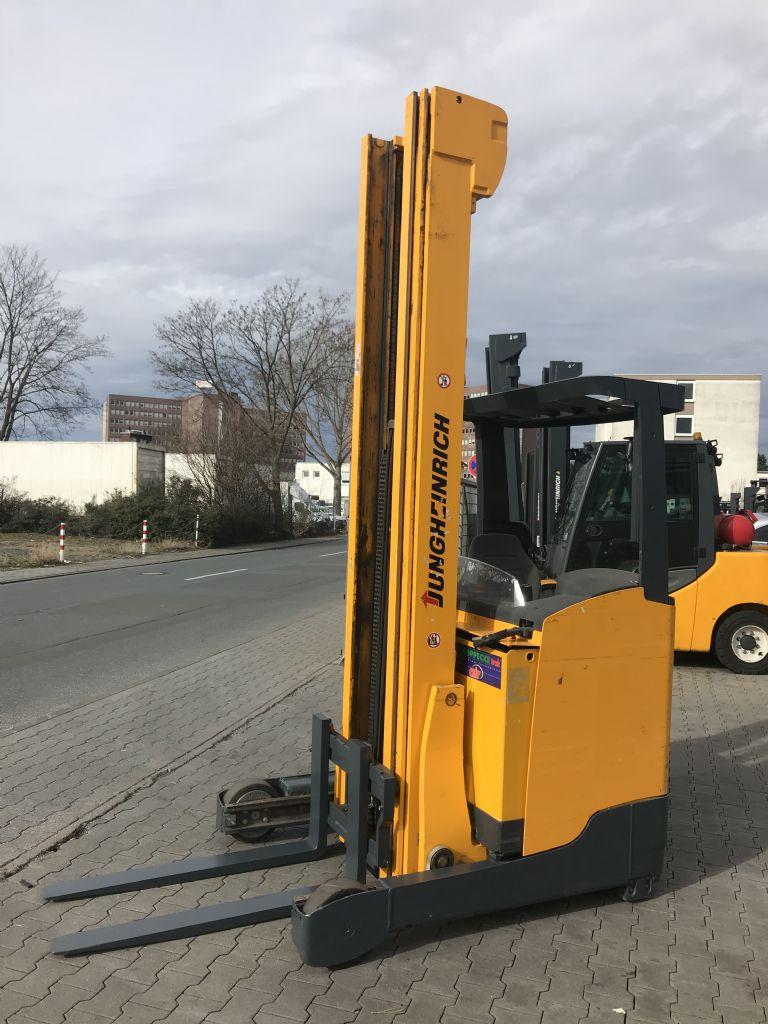 Jungheinrich ETV 214 Baujahr 2012 / Stunden 9486 / HH 8300  Schubmaststapler www.gst-logistic.com