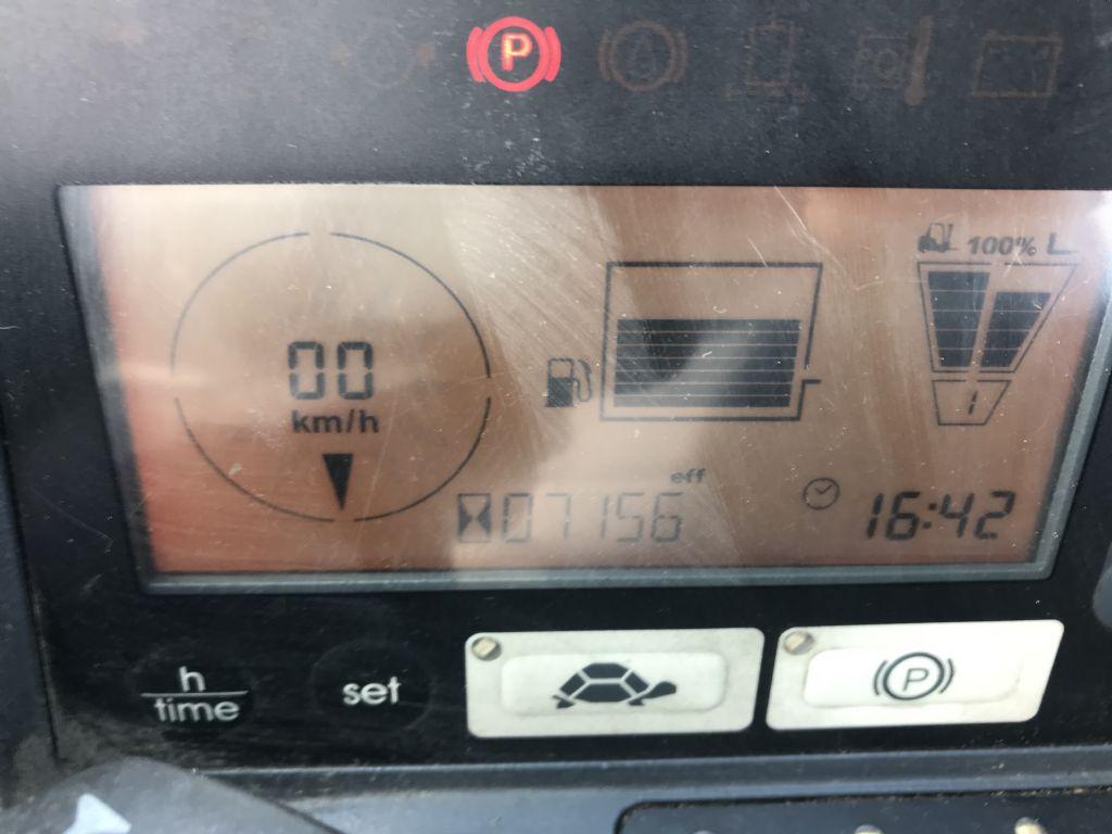 Jungheinrich TFG 316s Baujahr 2013 / Stunden 9156/ HH 4800 Treibgasstapler www.gst-logistic.com