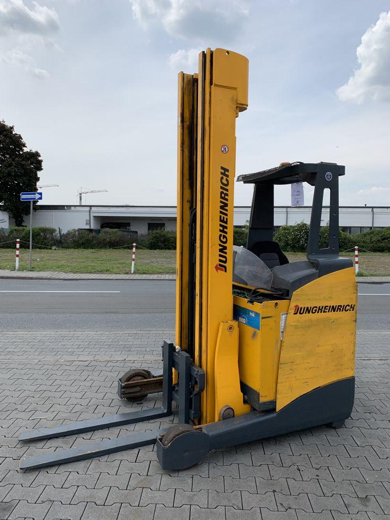 Jungheinrich ETV 214 Baujahr 2006 Hubhöhe 7100  Schubmaststapler www.gst-logistic.com