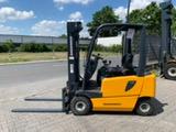 Jungheinrich EFG 316k Baujahr 2007 /Stunden 5111 / HH4500 Elektro 4 Rad-Stapler www.gst-logistic.com