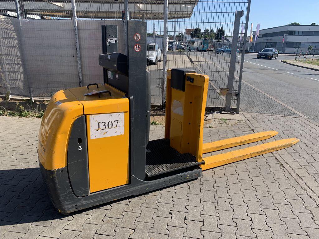 Jungheinrich EKS 110 Baujahr 2010  Betriebsstunden 850  Mittelhubkommissionierer www.gst-logistic.com
