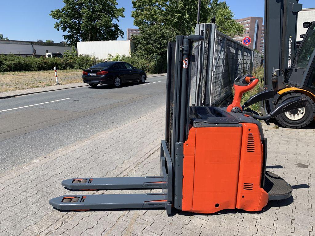 Linde L 12 L Baujahr 2013 Betriebsstunden 2323 HH 2510 Duplex Freihub Initialhub Hochhubwagen www.gst-logistic.com