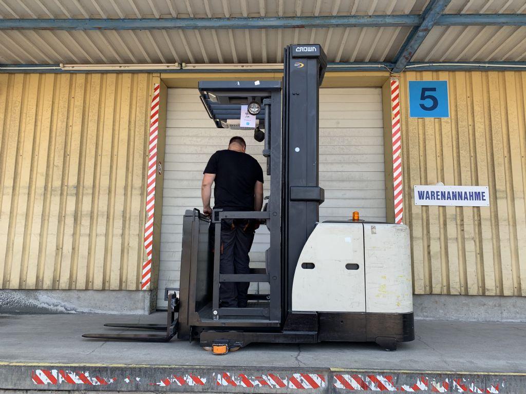 Crown SP 3522 Baujahr 2008 HH 6860 Stunden 4632 Hochhubkommissionierer www.gst-logistic.com