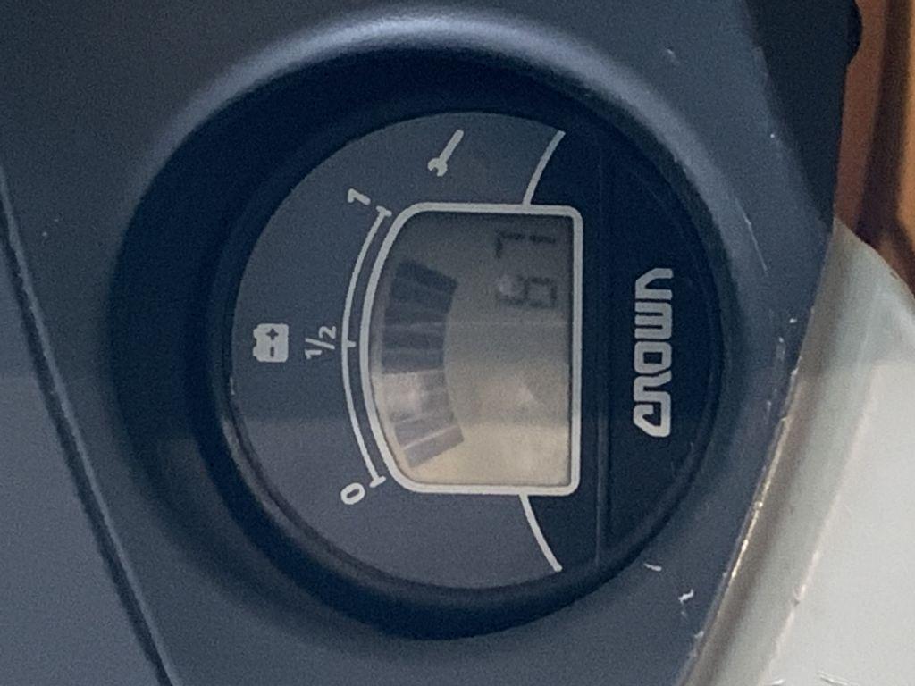 Crown WP 2320 Baujahr 2017 Ohne Batterie ! Niederhubwagen www.gst-logistic.com