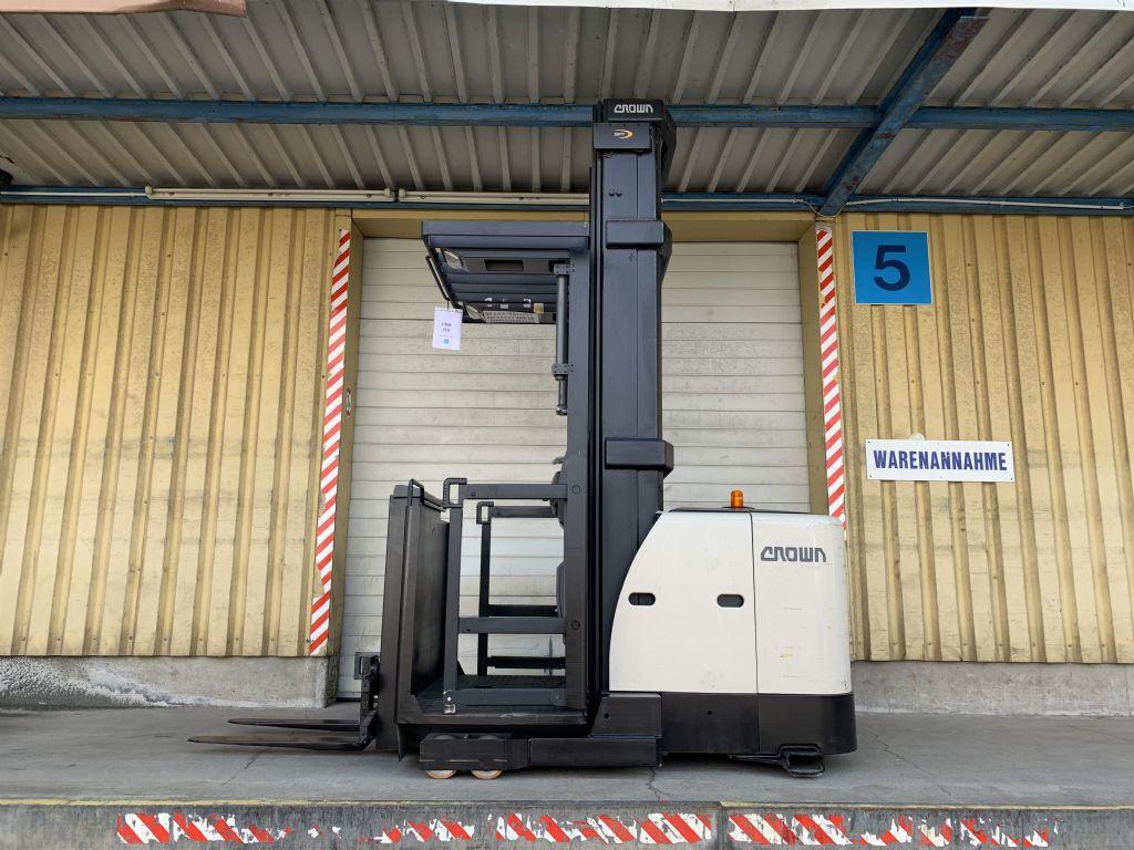 Crown SP 3522-1.0 Baujahr 2014 HH 7770 Betriebsstd. 7633 Hochhubkommissionierer www.gst-logistic.com